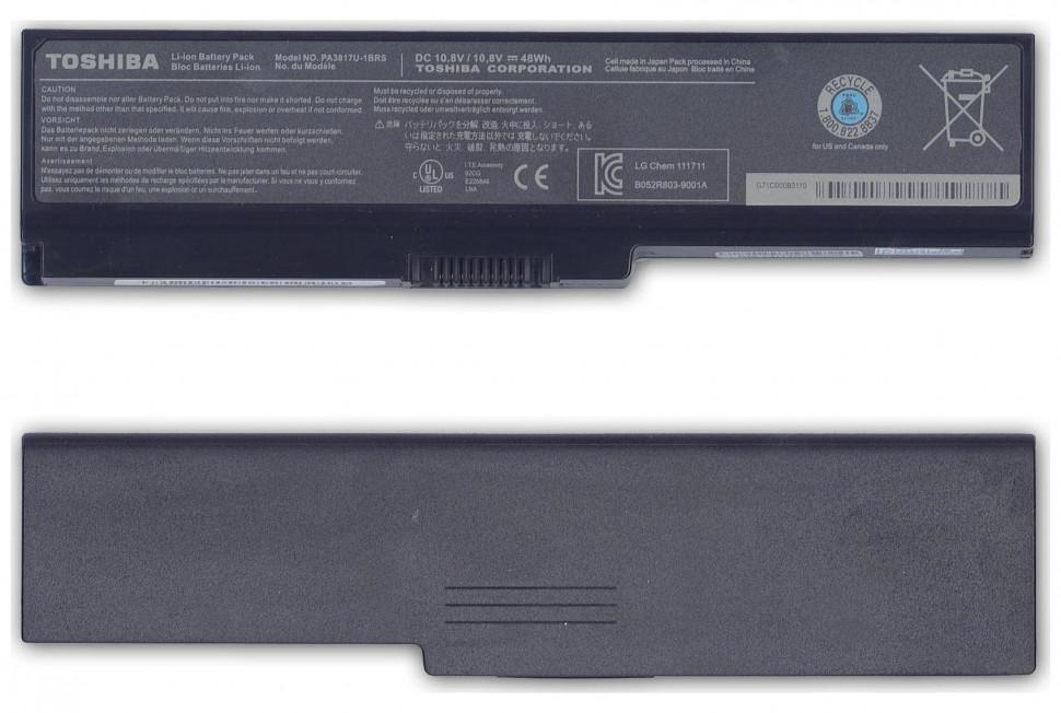 �������������� ������� PA3817U-1BRS ��� �������� Toshiba Satellite A660, A665, C650, C650D, L630, L635, L650, L650D, L655, L670, C650
