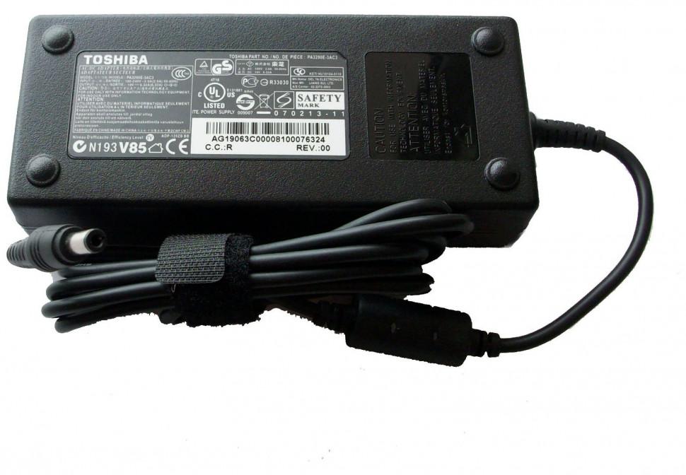 ���� ������� Toshiba (��� ���������) 19v 6.3a (120w) ����� 5.5x2.5��